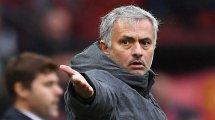Spurs: Mourinho will fünf Neue