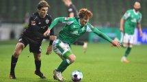 Bericht: Eintracht verhandelt wegen Sargent