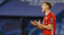 """Kimmich: """"Das sollte nicht das Ziel von Bayern München sein"""""""