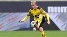 Lazio nimmt Kontakt zu Brandt auf