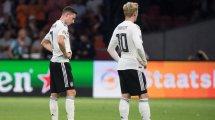 DFB-Team im Umbruch: Bubis statt Lieblinge