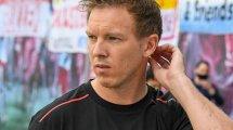 Nagelsmann: Werner-Abgang eine Chance