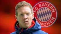 Nagelsmann fordert Kaderbreite: Wo es bei den Bayern klemmt