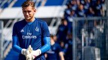 Pollersbeck: Zwei Spuren in die Bundesliga