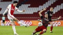 Mainz-Interesse an Ajax-Mittelfeldspieler Ekkelenkamp