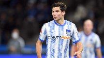 Ekkelenkamp spricht über Hertha-Wechsel