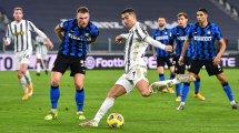 Juventus: Alles hängt von Ronaldo ab