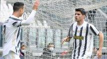 Juve: Morata-Entscheidung steht bevor