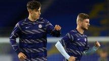 """Lampard: Werner & Havertz """"große Spieler für diesen Klub"""""""