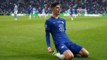 Havertz führt Chelsea zum Titel   Die Noten des Champions League-Finals
