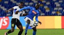 Koulibaly spricht über Transfergerüchte