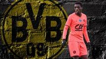 BVB holt PSG-Talent Kamara