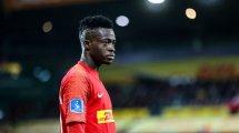 Einigung: Sulemana zieht es zu Ajax