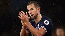 Spurs: Wechselfreigabe für Kane?