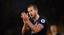 Kein Kane-Verkauf innerhalb Englands