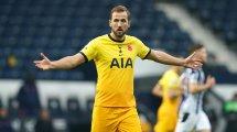 Medien: Pochettino erklärt Kane zum PSG-Wunschspieler