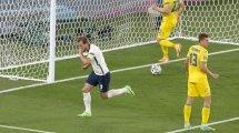Kane & Co. köpfen sich ins Halbfinale   Die Noten zum Spiel