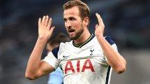 Tottenham: Kane fehlt auch heute