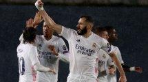 Real Madrid - FC Chelsea 1:1 | Die Noten zur Regenschlacht