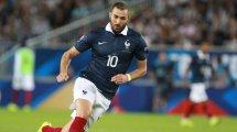 Frankreichs EM-Kader steht – Benzemas Rückkehr perfekt