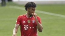 FC Bayern: Mondpreis-Taktik bei Coman