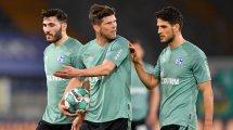 Nur zwei Ausnahmen: Schalke verlängert keine Verträge