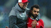Klopp reagiert auf Salah-Gerüchte