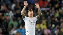 Kroos: Karriereende bei Real?