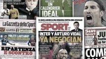 Barças zwei Wege zu Lautaro | Vidal verhandelt mit Inter