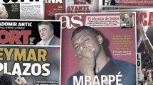 Entscheidung bei Mbappé | Gerüchte um Haaland & Jovic