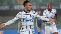 Inter: Lautaro-Verlängerung vor dem Abschluss?