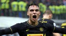 """Inter-Boss: """"Lautaro will uns nicht verlassen"""""""