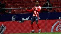 Atlético auf Meisterkurs: Und sogar das Sorgenkind trifft