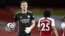 Arsenal: Arteta offen für Leno-Verkauf
