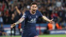 """Paris frohlockt: """"Danke Messi"""""""