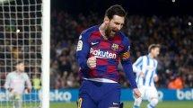 Messi-Klausel abgelaufen