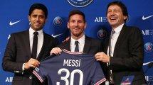 PSG-Debüt verschoben – Messi nicht im Kader