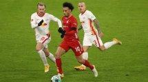 "Sané: Flick ""für den DFB ein guter Fang"""