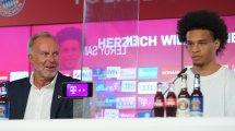 FC Bayern: Sané vorgestellt | Updates zu Thiago & Alaba