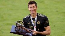 Lewandowski offen für neues Abenteuer – Zeitpunkt unklar