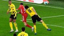BVB - FC Bayern 2:3   Die Noten zum Topspiel