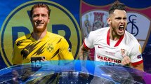 BVB - Sevilla: Die Aufstellungen