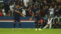 Real bangt: Mbappé im PSG-Kader