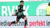 Auch Wolfsburg an Maina dran