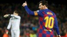 """Bartomeu: Messi-Verlängerung """"eine Pflicht"""""""