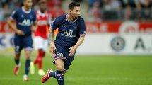Stade Reims - PSG: So lief das Messi-Debüt