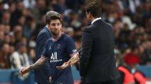 Pochettino äußert sich zu Messi-Vorfall
