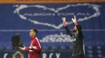 Alisson vor Verlängerung in Liverpool