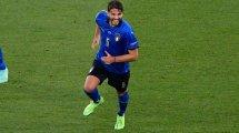 Locatelli schießt Italien zum Sieg gegen die Schweiz