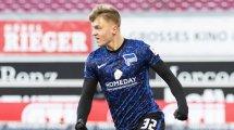 Hertha: Saison-Aus für Netz